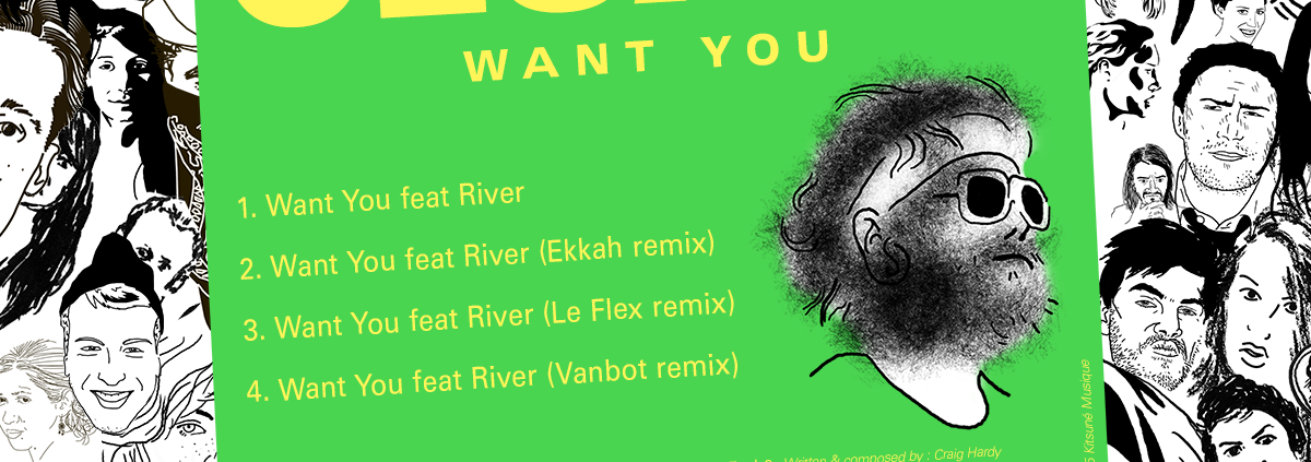 Cesare - Want You